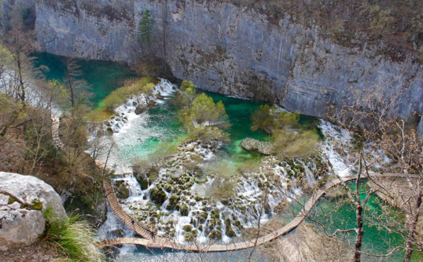 Krka vs. Plitvice Lakes NationalPark