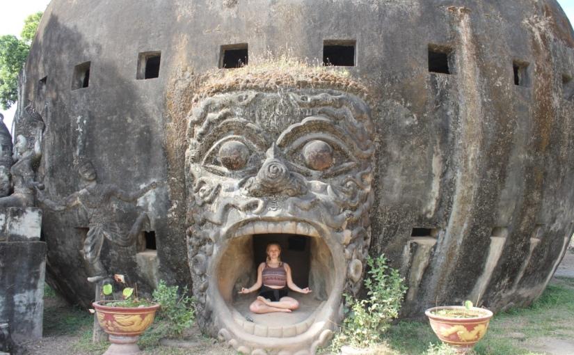 Under the Radar:Laos